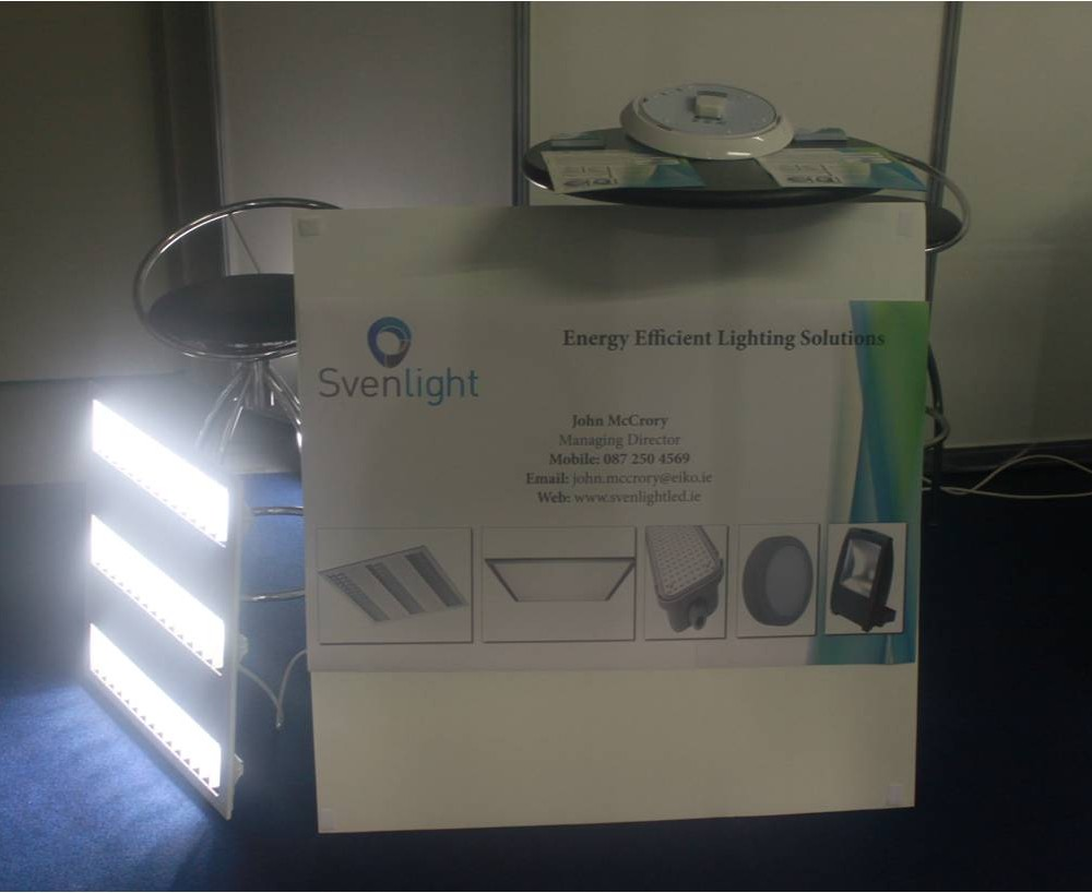 Energy efficient light solutions