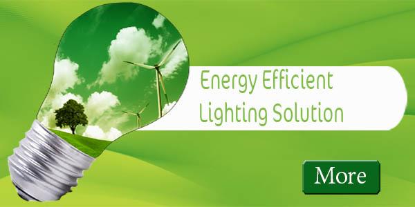 Energy Efficient Lighting Solution